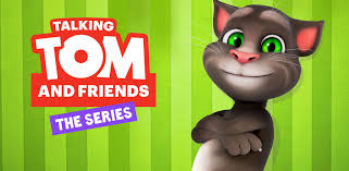 Seeking Planet Series Talking Tom Kidscast