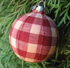 62 best plaid ornaments images on