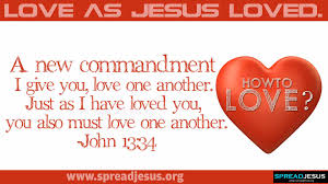 love one another as jesus loves you u2013 god u0027s hotspot