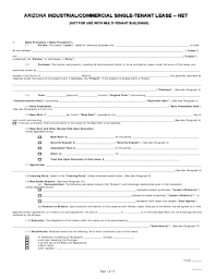 commercial lease agreement legalforms org