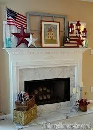 Fireplace Decor Best 25 Fireplace Mantel Decorations Ideas On Pinterest Fire