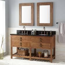 Toronto Bathroom Vanity Bathroom Benoist Reclaimed Wood Console Vanity For