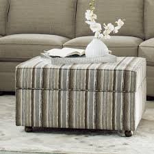 Lift Top Ottoman Customizable Lift Top Storage Ottoman With Casters By Craftmaster