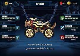 hill climb race mod apk mad truck hill climb racing infinite coins god mode mod apk