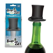 halloween wine bottle stoppers top it off wine bottle stopper accoutrements archie mcphee