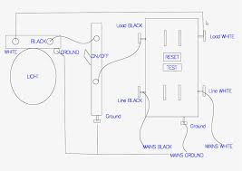 gfci outlet with light switch images of how to wire a gfci outlet to a light switch gfci