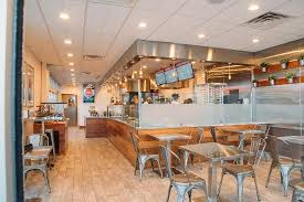 Pizza Restaurant Interior Design Custom Hand Crafted Personal Pizzas Picture Of Kreate Pizza