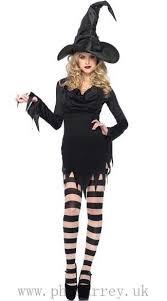 Spider Witch Halloween Costume Starline Black Spider Witch Costume Sa S5159 Black Phpsurrey Uk