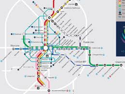 Dc Metro Blue Line Map by Latest Greatest Marta Dream Map Could Actually Happen Curbed