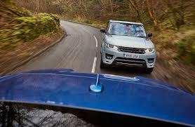 suv tesla blue tesla model x vs audi q7 vs range rover sport triple test review
