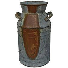 Tin Vases Tin Vases Ebay