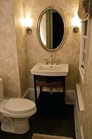 bathroom wallpaper ideas powder room wallpaper ideas protechnonews info