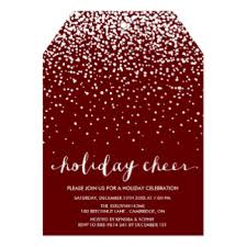 what to write on a christmas party invitation holiday party invitations u0026 holiday invitations zazzle