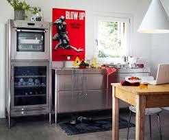 stand alone kitchen furniture stainless steel freestanding kitchen units home designing