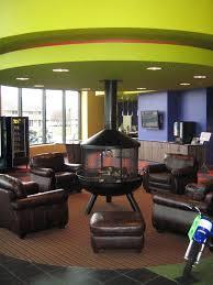 Indoor Firepit Indoor Pit With Big Indoor Firepit And Rocking Chair