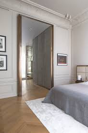 Eiffel S Private Apartment Private Appartment In Paris Fitting Room And Bedroom With A Giant