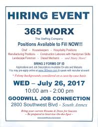 Resume Job Description For Construction Laborer by Hiring Event News You Can Use Page 2