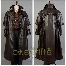 dettagli su abraham van helsing halloween cosplay costume