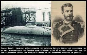 Challenge Quien Lo Invento Isaac Peral Inventor Submarino Inventos