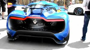 alpine renault a110 50 full hd renault alpine a110 50 concept start up more youtube