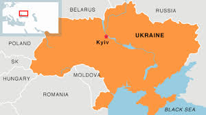 ukraine map blows himself up at ukrainian border crossing