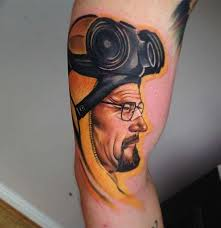 35 epic breaking bad tattoos that will want to make you cook