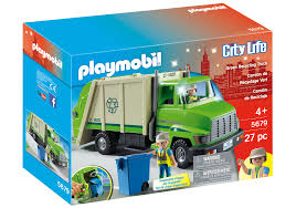 recycling truck 5679 playmobil usa