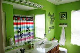 Mickey Mouse Room Decor Mickey Mouse Bathroom Set Realie Org