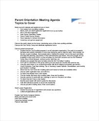 staff meeting agenda template u2013 10 free word pdf documents