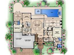 mediterranean house floor plans mediterranean home plans luxurious mediterranean house plan
