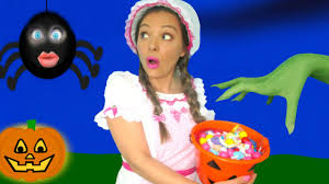 Halloween Songs And Poems Halloween Songs For Children Kids And Toddlers With Little Miss