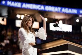 speech on thanksgiving melania trump speaks at donald trump rally watch live time com