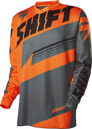 mens motocross jersey amazon com shift racing assault youth boys mx motorcycle jerseys