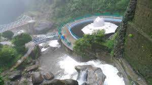 Rock Garden Darjeeling Darjeeling Rock Garden West Bengal