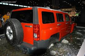 hummer h3 2006 hummer h3 information and photos zombiedrive