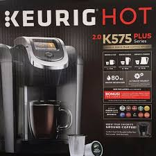 espresso coffee brands keurig 2 0 k575 plus k cup machine coffee maker brewer brand