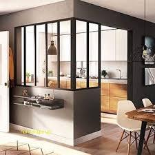 cuisine verriere interieure porte interieur avec luminaire design cuisine unique verriere