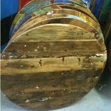 buy reclaimed wood table top reclaimed boat wood table top
