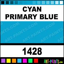 cyan primary blue aquarell studio watercolor paints 1428 cyan