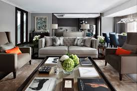 explore the luxury brummell penthouse interiors by oliver burns