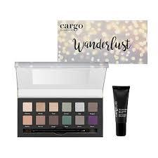 amazon black friday keeper cargo cargo cosmetics wanderlust eyeshadow palette with primer 8501878