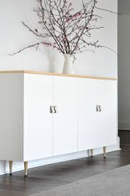 Ikea Buffets And Sideboards Ikea Hacks Perfect To Do For The Ikea Cabinet We Already Have