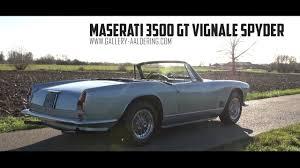 maserati a6gcs spyder maserati 3500 gt vignale spyder 1962 gallery aaldering tv