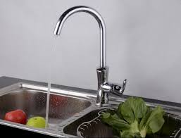water faucets kitchen sink faucet design steel flow simple kitchen water faucets sle