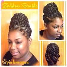 goddess braids hairstyles updos goddess braids bangs shekeepsmylaughing arlingtonstylist