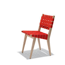 risom side chair skandium