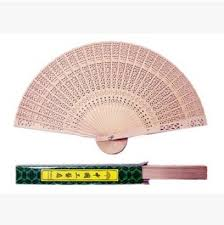 sandalwood fan supply wind fan hollow sandalwood sandalwood fan fan