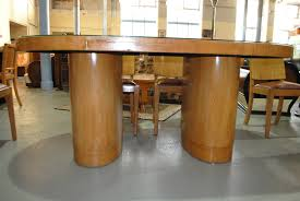 art deco dining table and 6 chairs cloud 9 art deco furniture