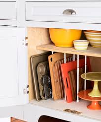 Cabinet Organizers For Pots And Pans Kitchen Cookware Storage Organizing