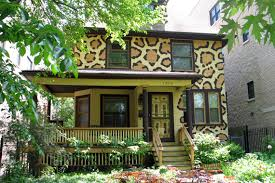 exterior house colors that really pop